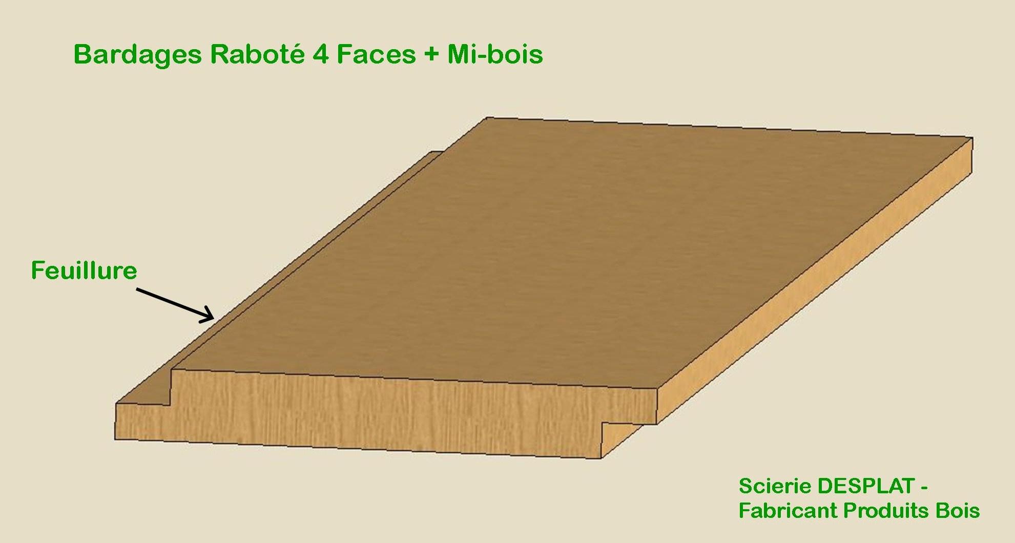 planche de bardage bois id e int ressante pour la conception de meubles en bois qui inspire. Black Bedroom Furniture Sets. Home Design Ideas